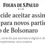 """Decisão do TSE é só """"sabujice oblige"""" a Bolsonaro, sem efeito prático"""