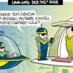 Ação contra filho de Lula tem cheiro de vingança da Lava Jato