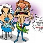 Bolsonaro diz que Weintraub fica. É ruim demais para cair...