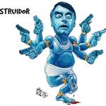 Sabotagem, a nova desculpa universal de Bolsonaro