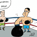 Jogo de chantagens entre Moro e Bolsonaro foi longe demais