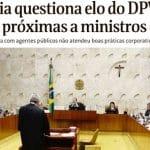 Barroso e sua suprema hipocrisia