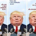 Trump afunda na sua arrogância e exige que Iraque pague para que EUA saiam de lá