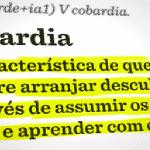 Bolsonaro, o covarde que só se move empurrado