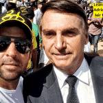 Veja embrulha Witzel e Bolsonaro na morte de miliciano