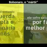 """Bolsonaro convoca """"massa virtual"""", mas usa o Exército para ameaçar"""