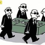 Juíza impede cremação do corpo de miliciano