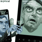 Bolsonaro nega video, mas não apoio ao golpismo