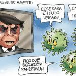 Bolsonaro: ou ele, ou nós