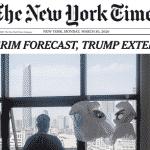 Trump recua. Prova que a missão é não baixar a guarda