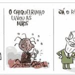 Bernardo Mello Franco e o 'bal masqué' de Bolsonaro