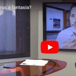 """Na TVT, comento a """"fantasia"""" do coronavírus"""