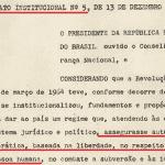 Bolsonaro quer ser Júlio César?