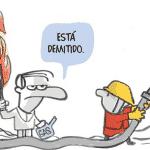 Bolsonaro vai mudar ministro, mas não mudou de loucura