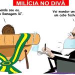 Bolsonaro mantém a pressão sobre o STF