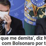'Veja' diz que Bolsonaro manda Madetta demitir-se
