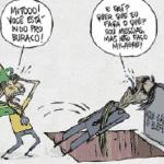 Bolsonaro em desagregação