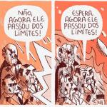 Fingir que Bolsonaro não existe faz outros poderes desaparecerem