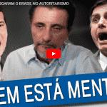 Moro é o ovo da serpente Bolsonaro
