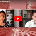 Na TVT, a briga Mandetta contra Bolsonaro
