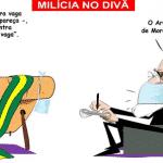 Bolsonaro transforma Aras num desmoralizado