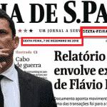 A cara de pau de Moro com o 'aviso' da PF a Bolsonaro