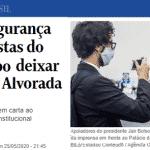 Não adianta ignorar Bolsonaro, ele está no poder pela mídia