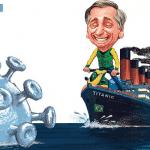 Ruy Castro e a quarentena do Brasil no mundo