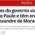 """A fraude do """"acordo político"""" de Bolsonaro"""