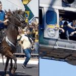 Bolsonaro usa o Exército como a milícia usa a PM