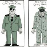 Os generais que derrotaram o Exército Brasileiro