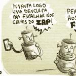 Cadê o Bolsonaro?