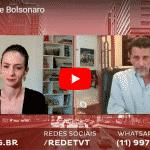 Na TVT, Bolsonaro e seu caminho para o fim