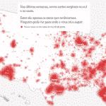 """O """"NY Times"""" e o """"Como o vírus venceu"""" nos EUA (como aqui)"""