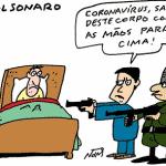 """Bolsonaro e a """"gripezinha"""": o país do non-sense"""