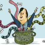 Maia manobra para Bolsonaro não controlar Câmara
