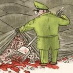 Militares 'vestem a carapuça' do genocídio de que Gilmar falou