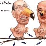Alckmin vira um peso para eleição de Bruno Covas