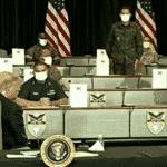 """""""Say hello""""o papelão militar brasileiro nos EUA"""