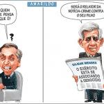 Quem humilhou o Exército foi Bolsonaro