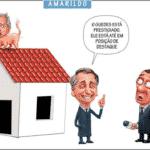 Bolsonaro deixa Paulo Guedes nu com a mão no (seu) bolso