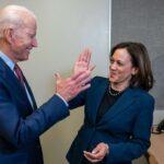 Pesquisa: eleitores aceitaram bem Kamala como vice de Biden