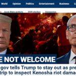 'Reichstag racial': Trump aposta na radicalização para vencer