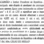 Depoimento de Bolsonaro era óbvio, estranhos foram os de Temer, por escrito
