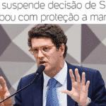 Boiada parou na cerca da Justiça, mas Bolsonaro mugiu mais forte