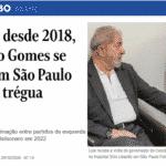 Lula e Ciro: aproximação é 1° passo para aliança. Se haverá ou não, é cedo para especular