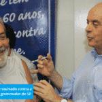Lula: na guerra por vacinas, o povo é a vitima