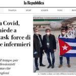 Covid: governo de direita da Sicília pede ajuda a Cuba