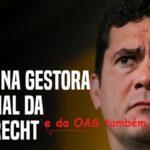 Moro vira sócio de administradora da Odebrecht e da OAS
