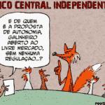 Autonomia do Banco Central – um quarto poder?